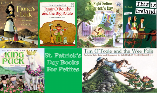 st patricks day books