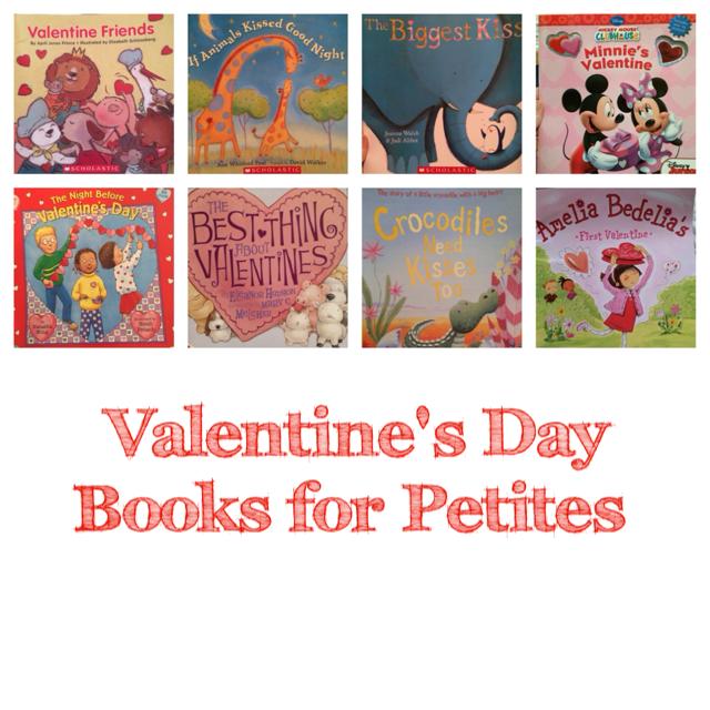 valentine books