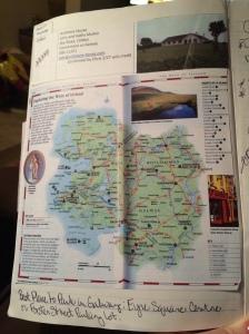 Erin Go Bragh Trip Planning