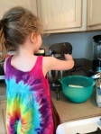 Making the best ever banana bread