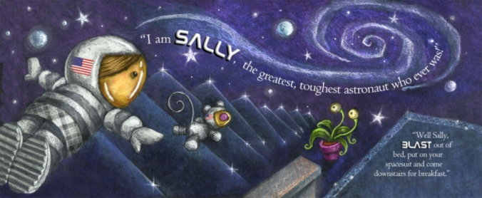 Sally Ride - My Name is not Isabella