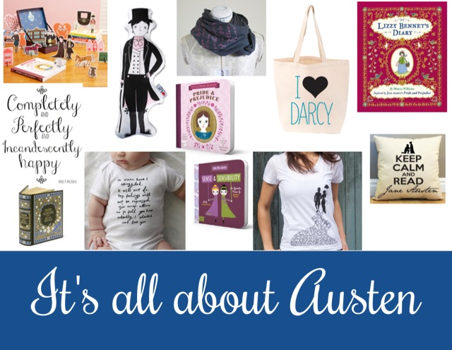 It's All About Austen