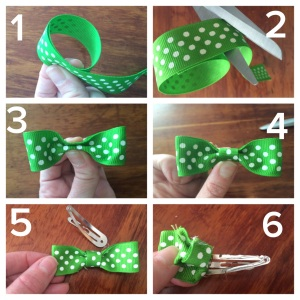 Bow Clip Tutorial