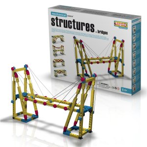 Engino Structures and Bridger