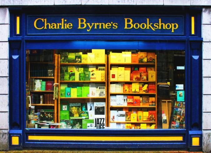 Charlie Byrne Bookshop