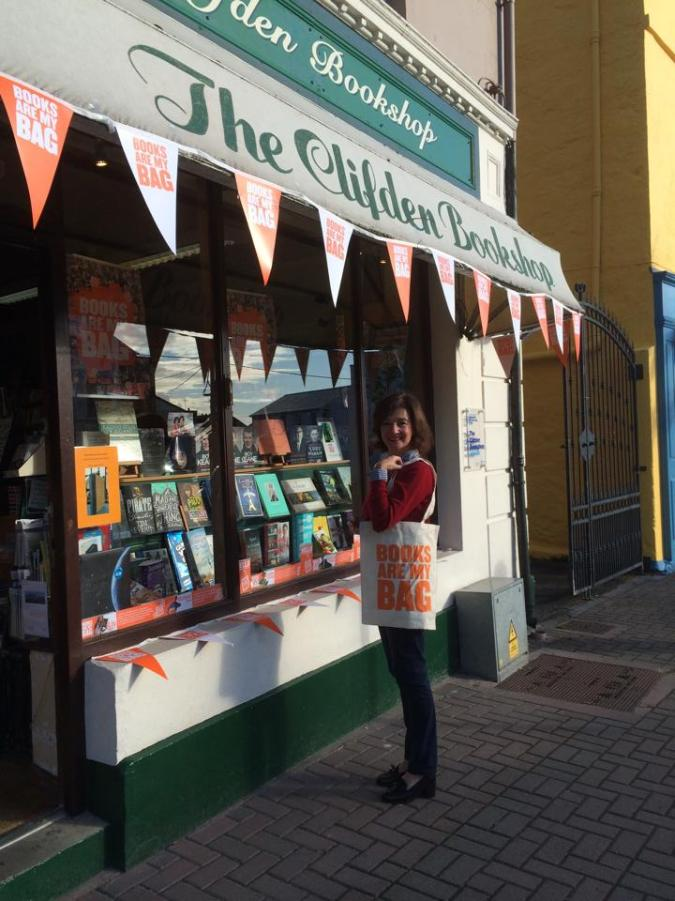 Source Clifden Bookshop Facebook