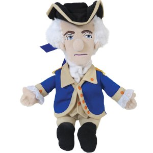 George Washington Stuffed Dol