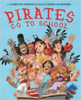 pirates go to school