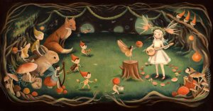 Dream Animals Fairy Dream