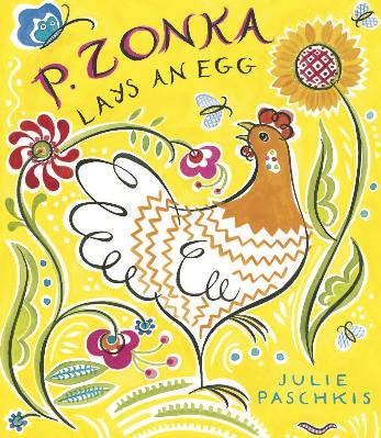 P.Zonka Lays an Egg