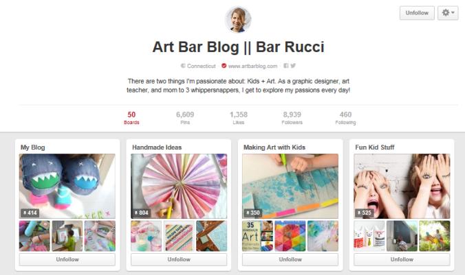 Art Bar Blog
