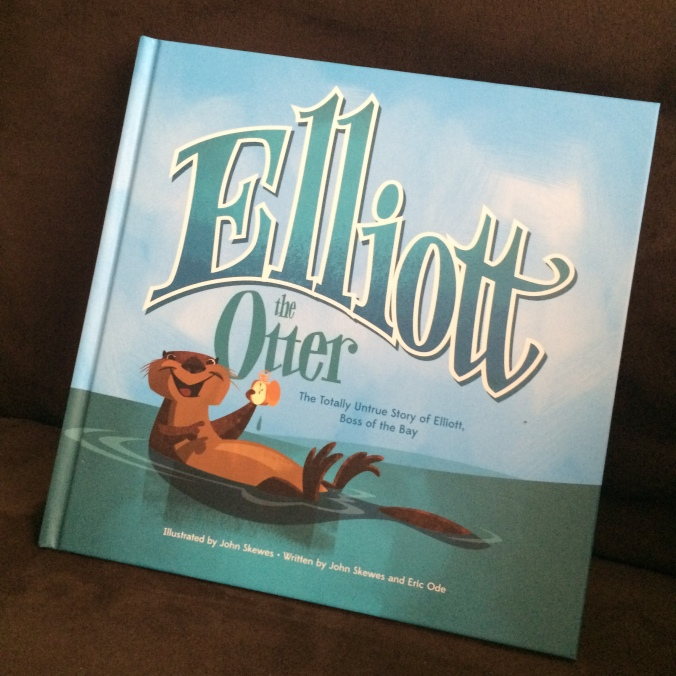 Elliott the Otter