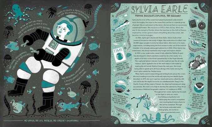 Sylvia Earle - p93